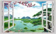 Resultado de imagen para murales para pared exterior paisajes