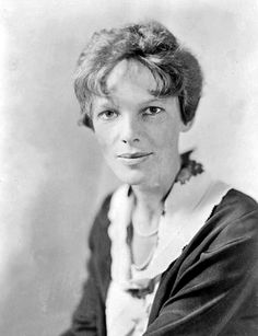 Amelia Earhart - 1937 || She was one of the best aviators that America ever had. This golden girl went missing when she went on a trip to the Howland Island. The woman along with her navigator was never to be seen again. Many people believe that she died in a crash or the Japanese captured her as a spy from America. Many even believe that she lived her whole tenure of life under any other name in some far away island with her Navigator, Fred Noonan.