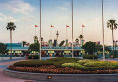 Looking Back: Disney-MGM Studios in 1991 - Burnsland Disney Day, Walt Disney World, Hollywood Studios, Looking Back, Orlando, Disneyland, Past, Places, Photography