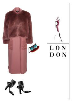 """D O U B L i N G"" by halaadosariii ❤ liked on Polyvore featuring Stine Goya, Chanel, Fendi and powerlook"