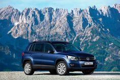 Volkswagen Tiguan passa a contar com motor 1.4 TSi de 150 cv. Leia mais...