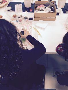 Taller de cupcakes coworking