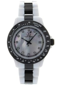 Designer Clothes, Shoes & Bags for Women Toywatch, Quartz, The Unit, Mineral Water, Watches, Pearls, Shoe Bag, Stuff To Buy, Accessories