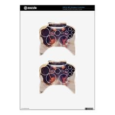 Mackie Xbox 360 Controller Skins - dog puppy dogs doggy pup hound love pet best friend
