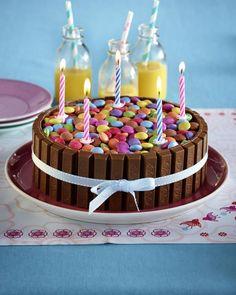 Kuchen für Kindergeburtstag - das lieben Kinder.