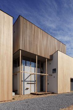Dragon Court Village in Japan / Luftige Wohngemeinschaft - Architektur und Architekten - News / Meldungen / Nachrichten - BauNetz.de