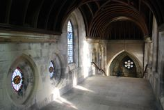 Ireland - Dublin - Christ Church Cathedral - Bridge to Synod Hall