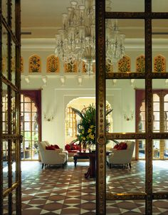 Oberoi Rajvilas- Jaipur #oberoi #luxurytravel #absolutetravel #india