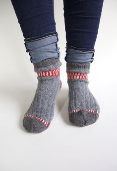 Wool socks lover.