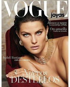 Magazine photos featuring Isabeli Fontana on the cover. Isabeli Fontana magazine cover photos, back issues and newstand editions. Fashion Magazine Cover, Fashion Cover, Magazine Covers, Isabeli Fontana, Victoria Secret Lingerie, Victoria Secret Fashion Show, Beauty Magazine, Vogue Magazine, List Of Magazines