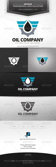 15 Best Oil company logos images in 2017 | Oil company logos