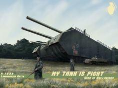 Ratte Tank