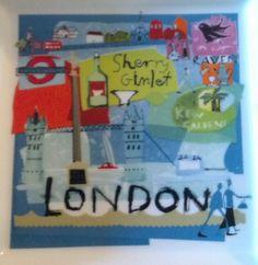 London Tapas Plate