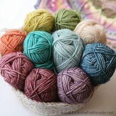 CAL 2015 StonewashedXL Coming Soon... 2015 CAL (Crochet along)
