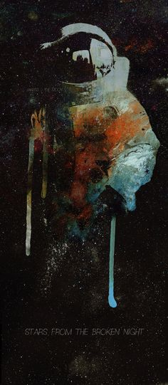 Cowboy Bebop Cosmonaut Art Print                                                                                                                                                                                 Mais