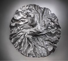 Korean sculptor Seung Mo Park makes beautiful and detailed sculptures out of multiple layers of stainless steel wire mesh.