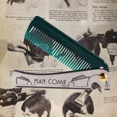 The NEW Special Edition on sale now! Www.wearedaft.com #mancomb #specialedition #man #comb #mensfashion  #mensstyle #style #beardedman #beard #moustache #hair #comb #foldingcomb #flipcomb #rockabilly #rockers #vintage #deco #hairdresser Rockers, Moustache, Hair Comb, Bearded Men, Hairdresser, Rockabilly, Mens Fashion, Deco, Instagram Posts