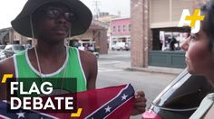 We asked people in South Carolina what the Confederate flag means to them. Some say it's about southern history and heritage, while others believe it's about...