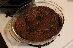 Chocolate Upside Down Pudding Cake