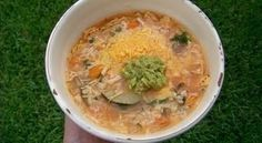 On The Border Chicken Tortilla Soup   Cheryl says this is AMAZING!