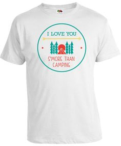 Funny Camping T Shirt  Welcome to Festiviteees - Holiday and Celebration Shirts for Everyone! ▄▄▄▄▄▄▄▄▄▄▄▄▄▄▄▄▄▄▄▄▄▄▄▄▄▄▄▄▄▄▄▄▄▄▄▄▄▄▄▄▄▄▄▄▄▄▄▄▄▄▄  Our shirts are digitally printed with the latest and greatest in direct to garment printing technology. Digital printing delivers a smooth and soft finish that will not crack or fade. The shirts are handmade to order using only the finest quality, longest-lasting, environmentally friendly inks. We DO NOT use heat transfers, our designs are made…