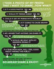 Digital Citizenship Poster for Elementary Classrooms   Common Sense Media