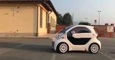 XEV and Polymaker teamed up to create the first mass-producible 3-D printed car.