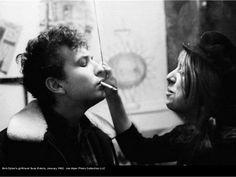Bob Dylan & Suze Rotolo Feb 1962