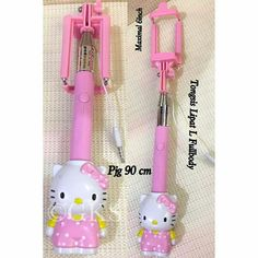 #new #tongsis #hellokitty + tombol @ 90.000