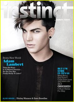 """If I had you, life would be a party in the ecstasy""  Adam Lambert Certified Glambert"