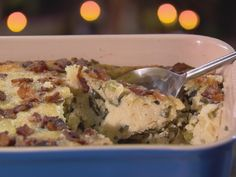 Grits and Greens Casserole Recipe : Trisha Yearwood : Food Network - FoodNetwork.com