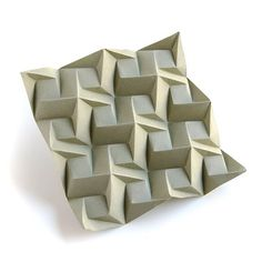 One of my first tessellation designs: this is how it started practically ;)