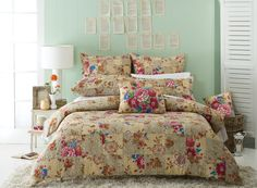 Simplicity and old world charm #bedroom #bedbathntable
