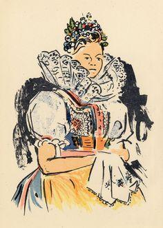 Folklore, Art, Ethnic Dress, Outfits, Art Background, Kunst, Gcse Art, Art Education Resources, Artworks