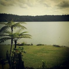 A lake in the tablelands