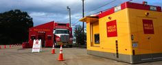 Mobile Response Unit speeds relief for flood victims.