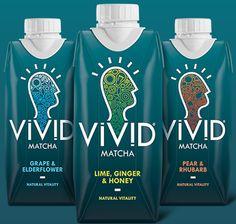 Detox? Vivid Drinks - Matcha Tea
