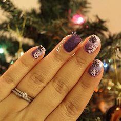 Christmas Nails JaryNails