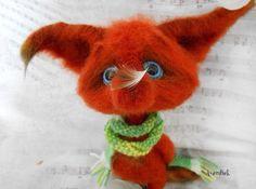 Project by alisanikka. Crochet pattern Red fox Amigurumi toy by Svetlana Pertseva for LittleOwlsHut.#Amigurumi, #LittleOwlsHut, #Pertseva, #CrochetPattern, #Crochet, #Pattern, #DIY #toy, #fox