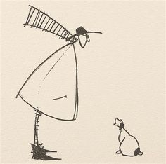 small dog speaks by sam toft i love her