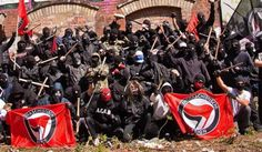 New Jersey Homeland Security Officially Lists Antifa As A Terrorist Group - Common Sense Evaluation G20 Hamburg, Remove Trump, The End Is Near, School Teacher, Police Officer, Vermont, Statues, At Least, Religion
