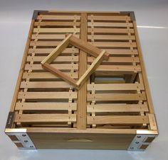 26 Frame Langstroth Comb/Brood Medium Box