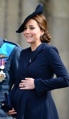 Duchess Catherine atNational Service of Commemorationhonoring those who served in Afghanistan