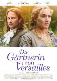 DIE GÄRTNERIN VON VERSAILLES Kate Winstet bezaubert Alan Rickmans letzter Film