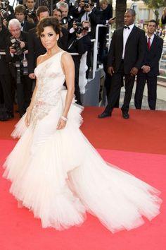 Eva Longoria In Versace At The Cannes Film Festival 2009 - Cannes Film Festival: The Best Dresses
