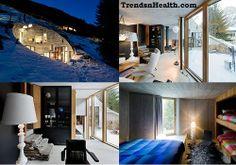 villa Vals Switzerland, A master piece of construction
