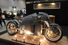 Ottonero Cafe Racer: 24th Annual YOKOHAMA HRCS 015