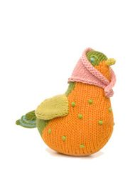 These knit animals look so great! Have to make me some!