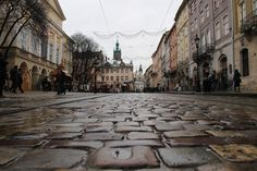 Lvov, Ukraine