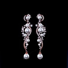 Belle Bridal Jewellery l headpieces, jewelry, accessories shipping worldwide Gold Bridal Earrings, Gold Drop Earrings, Bridal Jewellery, Bridesmaid Earrings, Wedding Earrings, Gemstone Earrings, Bridal Accessories, Jewelry Accessories, Belle Bridal